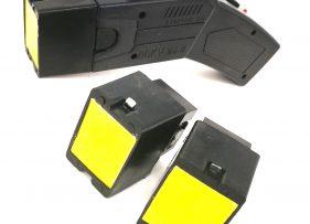 cartridge taser